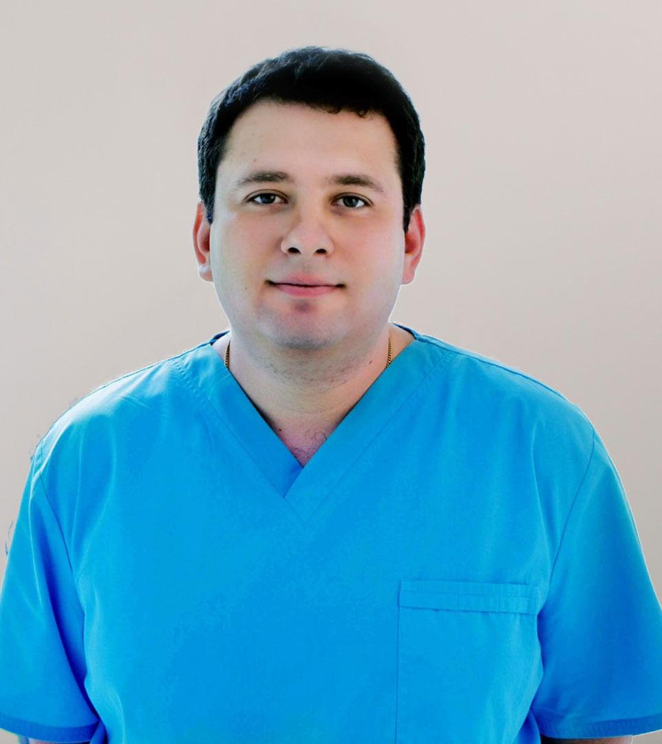Дрейт Роман Александрович, врач рентгенолог